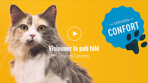 2019 TV Ad (French) - Concerto Windows